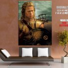 Troy Movie Brad Pitt Achilles Giant Huge Wall Print Poster