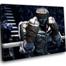 Real Steel Robot Atom Box Fighting Action Movie 40x30 Framed Canvas Art Print