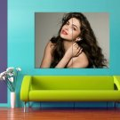 Deepika Padukone Indian Actress Model 47x35 Print Poster