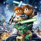 Lego Star Wars Characters Amazing Video Game Art 24x18 Wall Print POSTER
