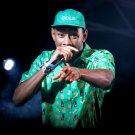 Tyler The Creator Live Concert Microphone Hip Hop Rap 16x12 Print POSTER