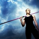 Jessica Ennis Athlete England Sport 24x18 POSTER