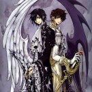 Code Geass Hangyaku No Lelouch Anime Manga Art 24x18 Wall Print POSTER
