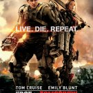 Edge Of Tomorrow Tom Cruise Emily Blunt Movie 32x24 Wall Print POSTER