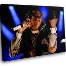 Kanye West Hip Hop Musician Singer Concert 30x20 Framed Canvas Art Print