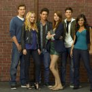 The Secret Life Of The American Teenager TV Series Cast 24x18 Wall Print POSTER
