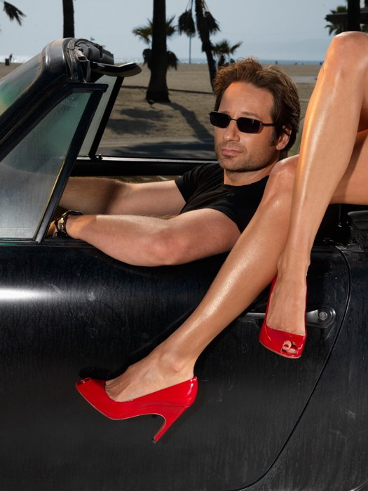 Californication Sexy Legs TV Series 16x12 Print Poster