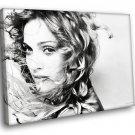 Madonna Super Star Cultural Icon Pop Music Curls 30x20 Framed Canvas Art Print