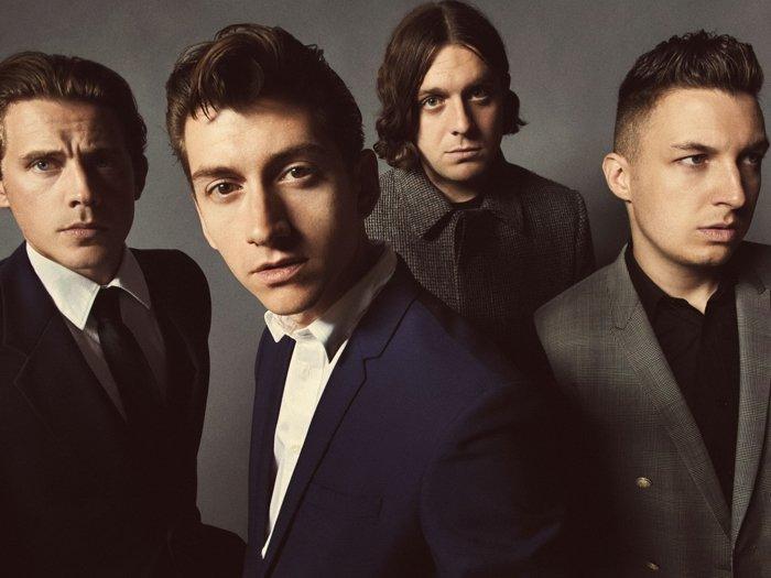 Arctic Monkeys Indie Rock Band Music 16x12 Print Poster