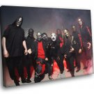 Slipknot Heavy Metal Band Music 50x40 Framed Canvas Print