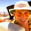 Fear And Loathing In Las Vegas Movie Johnny Depp 24x18 Wall Print POSTER