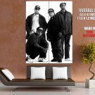 Nwa Rare Dj Yella Mc Ren Eazy E Dr Dre Gangsta Rap Band Giant Huge Print Poster