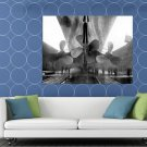 Titanic Propellers RMS Port Old 1912 Vintage Photo BW HUGE 48x36 Print POSTER