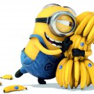 Despicable Me 2 Bananas Minions Funny Cool Movie 24x18 Wall Print POSTER