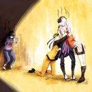 Naruto Uchiha Sasuke Haruno Sakura Hyuuga Hinata Anime 16x12 Print POSTER