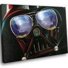 Star Wars Darth Vader Anakin Skywalker Funny 50x40 Framed Canvas Art Print