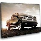 Dodge Ram Pickup Truck 40x30 Framed Canvas Art Print
