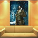 Bane Dark Knight Rises Painting Art Huge Giant Print Poster