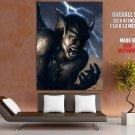 Gargoyles TV Series Cartoon Awesome Dark Art GIANT Huge Print Poster