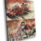 Akira Movie Kaneda Tetsuo Anime Manga Art 40x30 Framed Canvas Print
