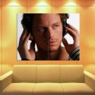 Fedde Le Grand DJ House Music 47x35 Print Poster