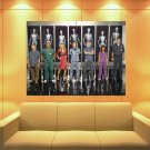 Scrubs Tv Series Huge Giant Print Poster