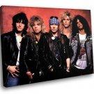 Guns N Roses American Hard Rock Band Legend 30x20 Framed Canvas Art Print