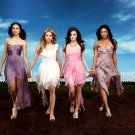 Pretty Little Liars Cast Characters Beautiful TV Series 32x24 Wall Print POSTER