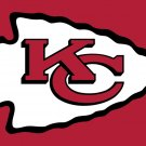 Kansas City Chiefs Football Logo Hockey Sport Art 24x18 Print Poster