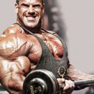Jay Cutler Bodybuilder Fitness Muscles Mr Olympia 24x18 POSTER