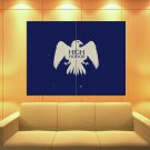 House Arryn Logo Sigil Coat Of Arms Game Of Thrones Huge Giant Print Poster