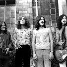 Led Zeppelin Retro John Paul Jones Robert Plant Band 24x18 Wall Print POSTER