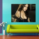Eva Green Hot Actress Busty Brunette 47x35 Print Poster