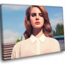Lana Del Rey Retro Style Indie Pop Music Rare 30x20 Framed Canvas Print