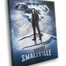 Smallville Tom Welling Clark Kent TV Series 40x30 Framed Canvas Print