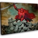Stormtroopers Royal Imperial Guard Star Wars 40x30 Framed Canvas Print