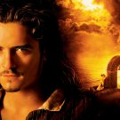 Orlando Bloom Pirates Of The Caribbean Will Turner 32x24 Wall Print Poster