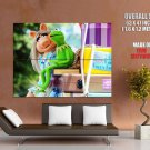 Disney Kermit The Frog Through The Years Giant Huge Print Poster