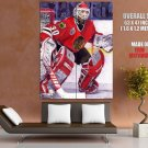 Ed Belfour Chicago Blackhawks Goaltender Painting Giant Huge Print Poster