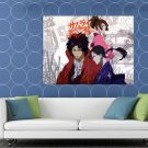 Samurai Champloo Painting Anime Manga Art HUGE 48x36 Print POSTER