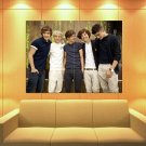 One Direction Pop Boy Band Music Rare Huge Giant Print Poster