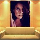 Lana Del Rey Portrait Pop Singer Music Rare Huge Giant Print Poster