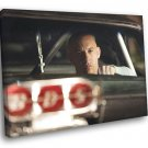 Fast And Furious 4 Vin Diesel Dominic Toretto Movie 30x20 Framed Canvas Print