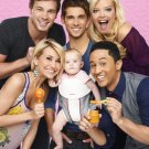 Baby Daddy Characters Cast Tv Series 24x18 Wall Print POSTER