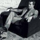 Ryan Reynolds BW Suit Hot Sexy Handsome Elegant Rare 16x12 Print POSTER