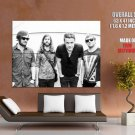 Imagine Dragons Awesome BW Indie Rock Band GIANT Huge Print Poster