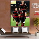 Tony Kroos Sami Khedira Miroslav Klose Germany Football GIANT Huge Print Poster