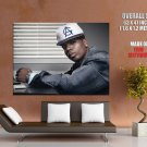 Plies Rapper Hip Hop Rap Music GIANT Huge Print Poster
