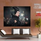 Maleficent Angelina Jolie Movie GIANT Huge Print Poster