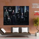 Penny Dreadful Characters Cast Tv Series GIANT Huge Print Poster
